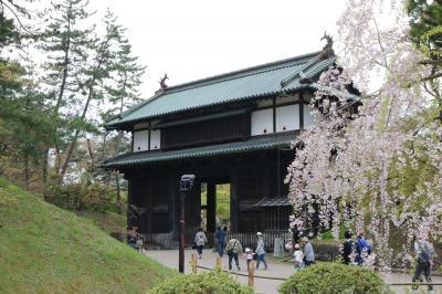 弘前公園と北東北&北海道グルメフェスタ2017