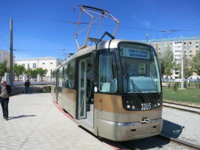 ウズベキスタン再訪(4) サマルカンドブラ歩き、そしてカザフスタンへ(2017年5月)