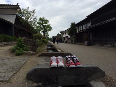 スニ旅in海野宿・田中・小諸