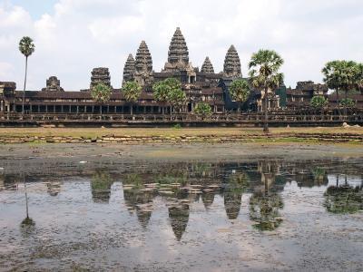 2014年GW【No.2】ベトナム・カンボジア3泊4日の旅☆2日目~アンコール遺跡群巡り→夜にホーチミンへ