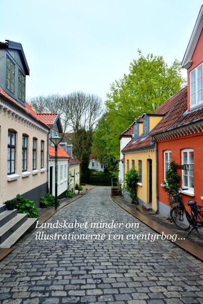 """グッドデザイン王国デンマーク Vol.4 アンデルセン童話のシーンを投げかけるような街""""オーデンセ"""""""