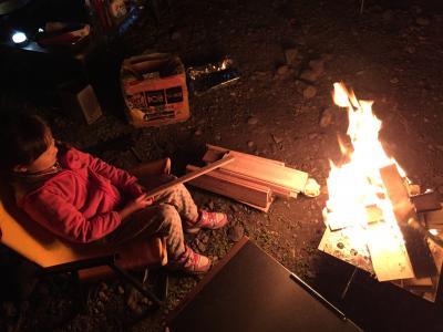 2017年6月 巾着田キャンプ