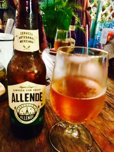 ■カンクン発■ 君はメスカル・ビールとマンタのタコスを食べるか?! Byウォータースポーツカンクン店長吉田