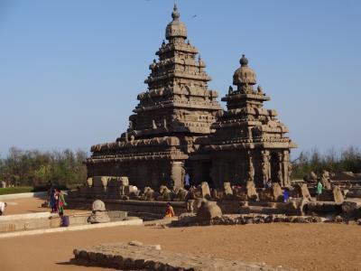 南インドの旅 ①