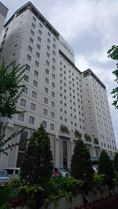 福岡の朝食ビュッフェの備忘録 Part5  西鉄グランドホテル編
