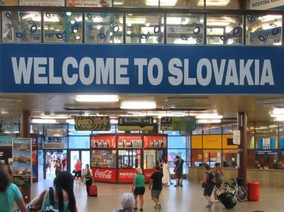 2016夏の東欧へ♪スロバキア*ブラチスラバへプチ訪問(5)
