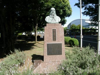 久喜市の あやめ・ラベンダーの「ブルーフェスティバル」へ・・・4-4 日本の公園の父・本多静六記念館を訪れる