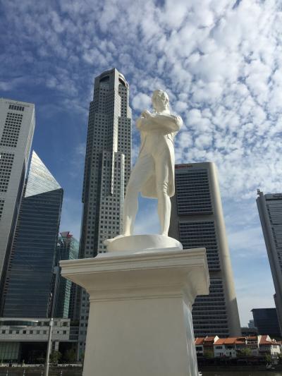 シンガポール ひとり旅