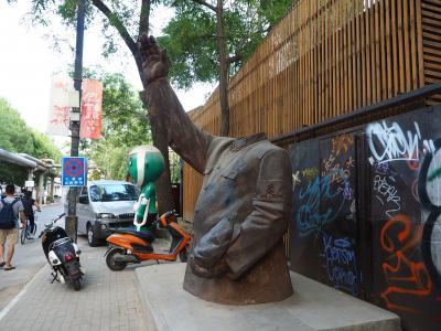ポップでアートな現代アートの聖地・北京798芸術区  想像以上に凄かった!