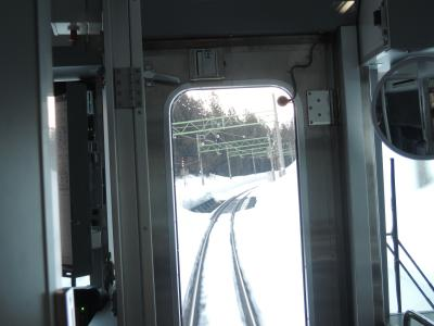 青春18切符の旅/その1の2日目 上越線上りのダブルループ、新潟のソウルフードと水族館