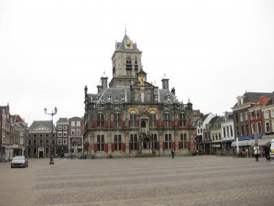 2017年 ベルギー、オランダの旅 ⑨デルフト