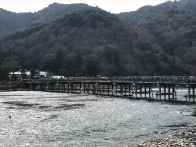 2017春・娘の高校合格祝いで京都へ(前編)