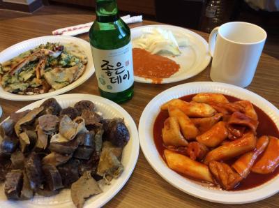 釜山でいただきます!グルメ食べ歩き4日目