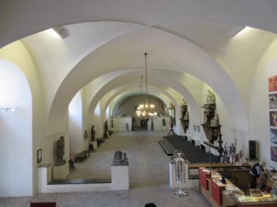南ドイツへの旅 ~ヴェルツブルク~ マリエンブルク要塞 マインフランケン博物館
