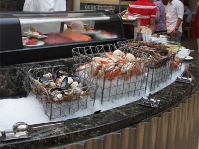 2010年8月②シンガポール3泊5日の旅☆3・4・5日目~シャンパンブランチ The Fullerton Bay Hotelに滞在
