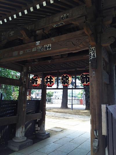 中野駅のちょい旅(第2回目)