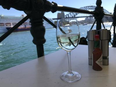 2017GWはシドニーへ vol.3 日帰りブルーマウンテンズ~シドニーハーバーでランチからの帰国【完】