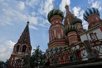 旅する貧乏ガードマン、今度のお題はロシア題して「貧乏ガードマンお前はどこへ行く」モスクへの旅立ち