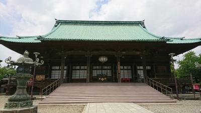 護国寺へ行ってきました。