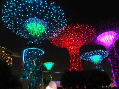5年ぶりのシンガポール 1日目 市内半日観光の後、どきどきの自由行動。