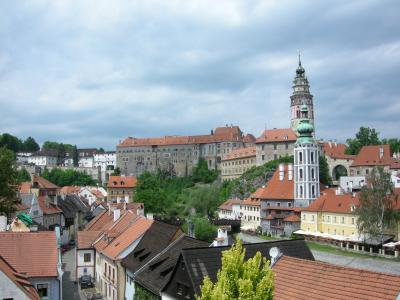 中欧10日間の旅 その3 チェスキー・クルムロフ観光