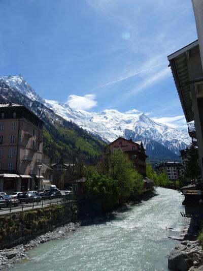 2017 ついに、やっと、スイス5ちょっとだけフランスシャモニー