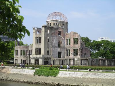 2017年6月 広島の旅 第1日 広島