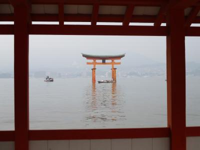 2017年6月 広島の旅 第2日 宮島、広島