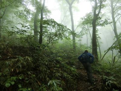 4泊5日で東北の山を登る 白神岳・森吉山