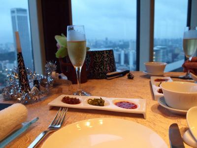 2011年12月 シンガポール弾丸2泊3日の旅☆激うまチキンライス&クリスマスディナーは広東料理♪Pan Pacific Singaporeに滞在