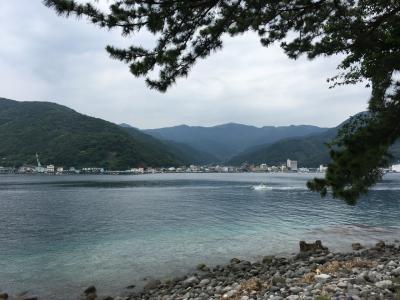 そして戸田村へ。