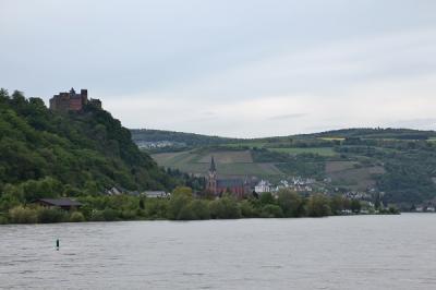 お城だらけのドイツ旅行(3)ライン川下り&リューデスハイム&ボッパルト