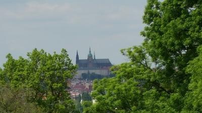 てるみくらぶにひどいめにあったけど、お休み取っちゃったから、プラハ行って来た。3ヴィシェフラッド、プラハ城