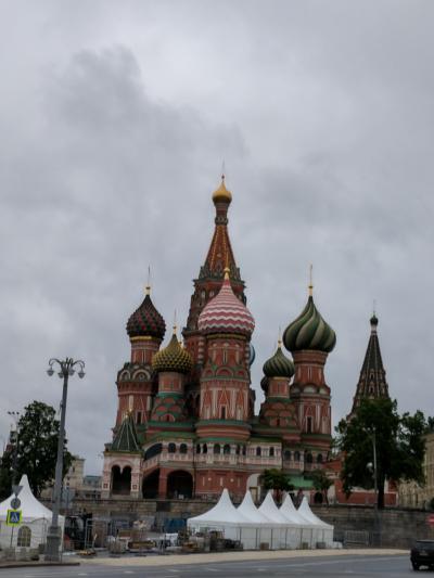 モスクワ24時間滞在も素敵なホテルとレストランで満喫