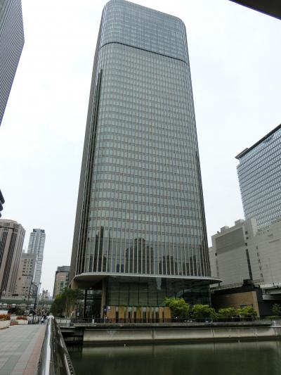 コンラッド大阪(開業2日目)宿泊と文楽 後半