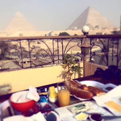 エジプト旅行記④ ピラミッド編