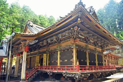 初夏の日光・鬼怒川(2)-輪王寺(大猷院)・二荒山神社ー