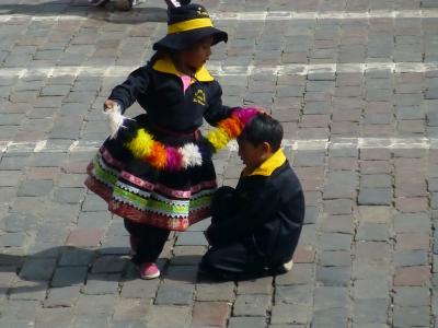 南米大陸周遊10日間の旅・クスコでは高山病に要注意