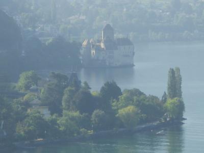 スイスの夏3 モントルー