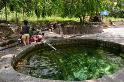 地元民のお風呂場セラヤン温泉