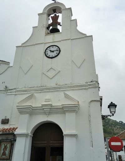 Spain29 ミハス アンダルシアの白い村 展望台まで散策 ☆〔アマポーラ〕でお土産買物