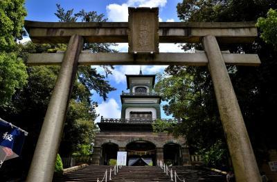 問柳尋花 加賀紀行⑤金沢 尾山神社