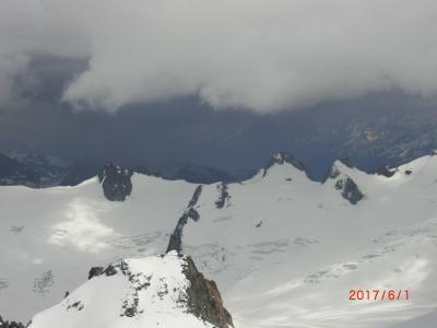 スイス5泊7日で3大名峰を見てきました(スイス シャモニーモンブラン 7/11)