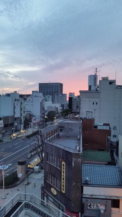 徳島は近所…。
