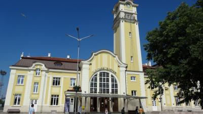 ブルガリアの旅、、黒海のブルガスへ