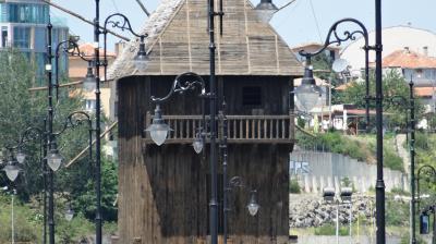 ブルガリアの旅、、黒海のネセバル、世界遺産