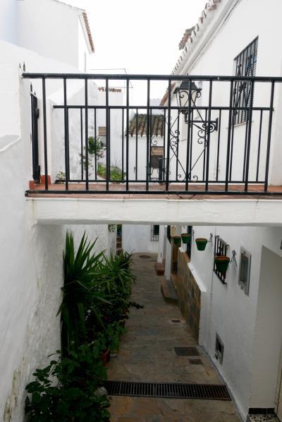 2016.12ジブラルタル海峡への遠い道23-Casaresの白い村を歩く,Tarifaに帰る