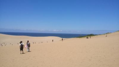 砂を駆けろ、旨し鳥取の旅。
