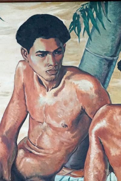 灼熱のスリランカ(26)ジェフリー・バワの兄ベヴィス・バワの沈美なラビリンス、ドナルド・フレンドとの愛の住処ブリーフ・ガーデンを彷徨う。