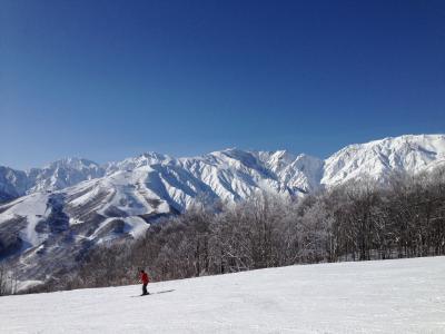 2017冬 白銀の白馬へスキーTrip~白馬ハイランドホテル 信州ご当地バイキングと露天風呂でほっこり~